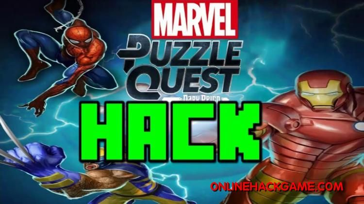 Marvel Puzzle Quest Hack Cheats Unlimited Iso8 Marvel puzzle