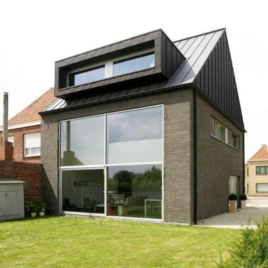 image result for plat dak huis verbouwing huis verbouwen