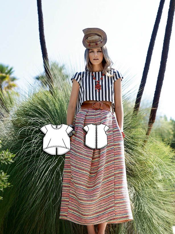 Feminine Folk: 9 New Women\'s Sewing Patterns