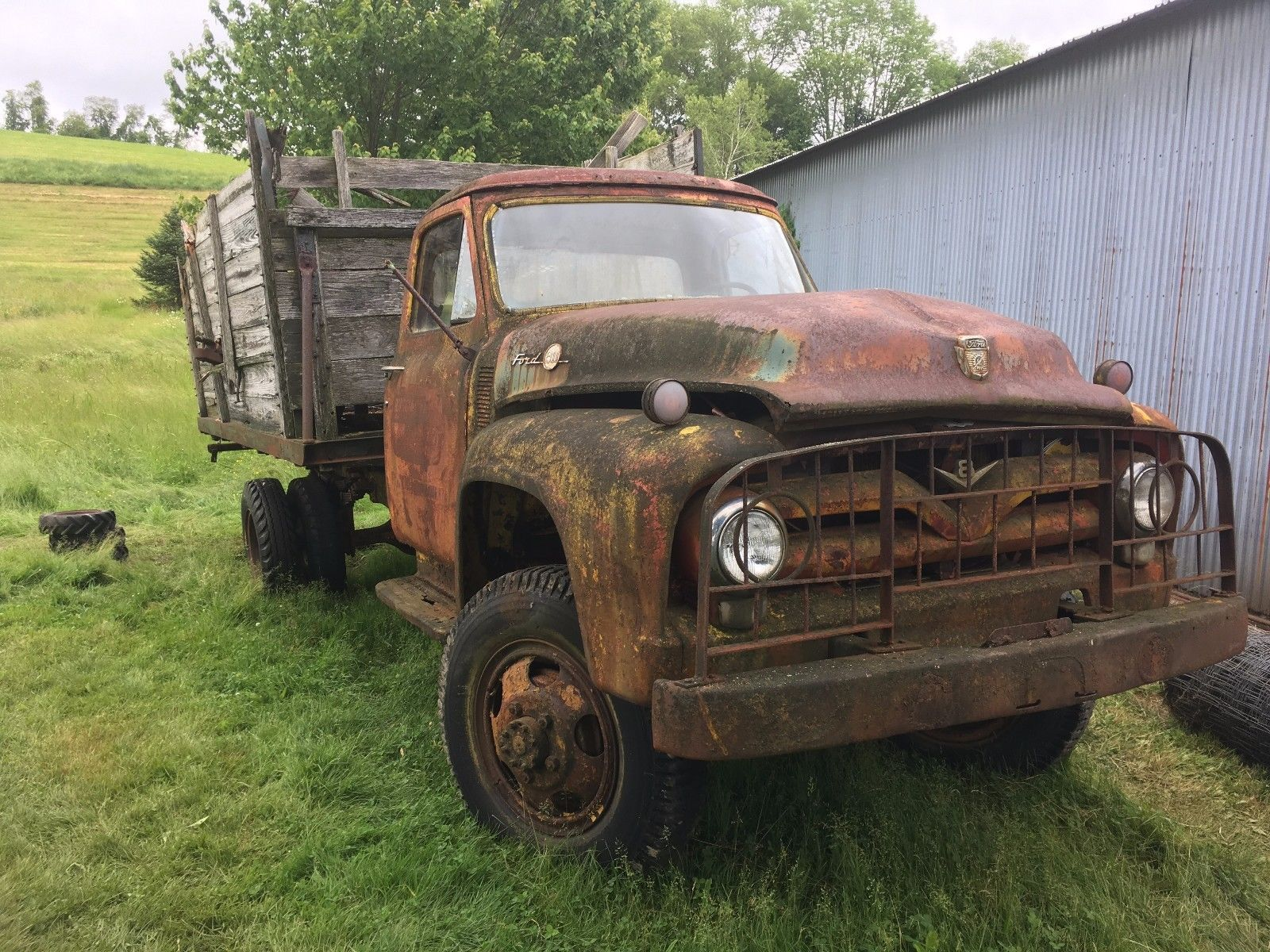 Rare 1954 Ford F 600 vintage truck   Vintage trucks for sale ...
