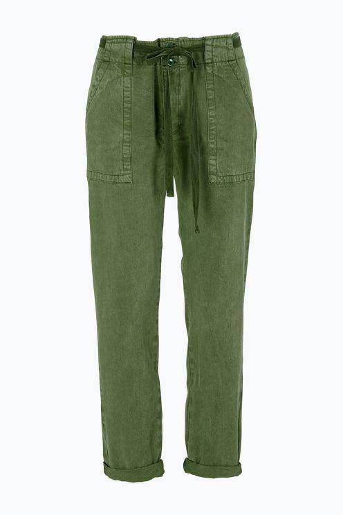 8df7d7bf Noa Noa Byxa med knytband | köpa? | Khaki pants, Pants och Clothes