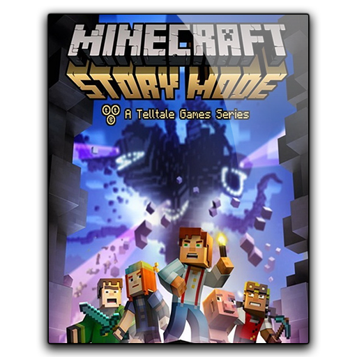 Icon Minecraft Story Mode By Hazzbrogaming Minecraft Games Download Games