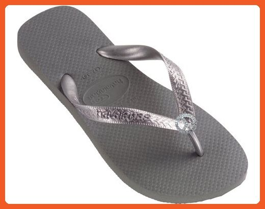 5d1d7813a598d9 Dini s HAVAIANAS Fashion Jeweled Flip Flops