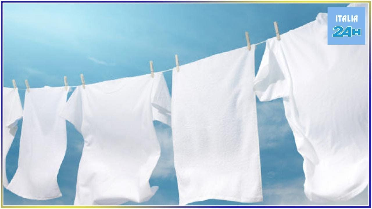 Candeggina Sulla Pelle Rimedi come ottenere un bucato bianchissimo senza candeggina nel