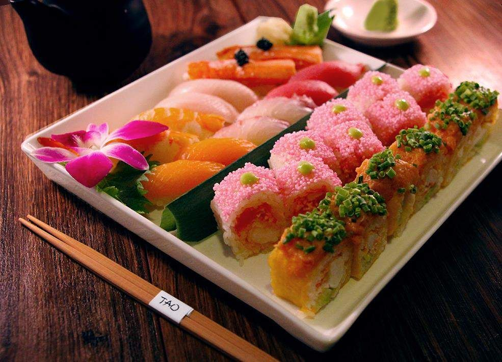 The 15 Best Sushi Restaurants In Las Vegas Sushi Pinterest