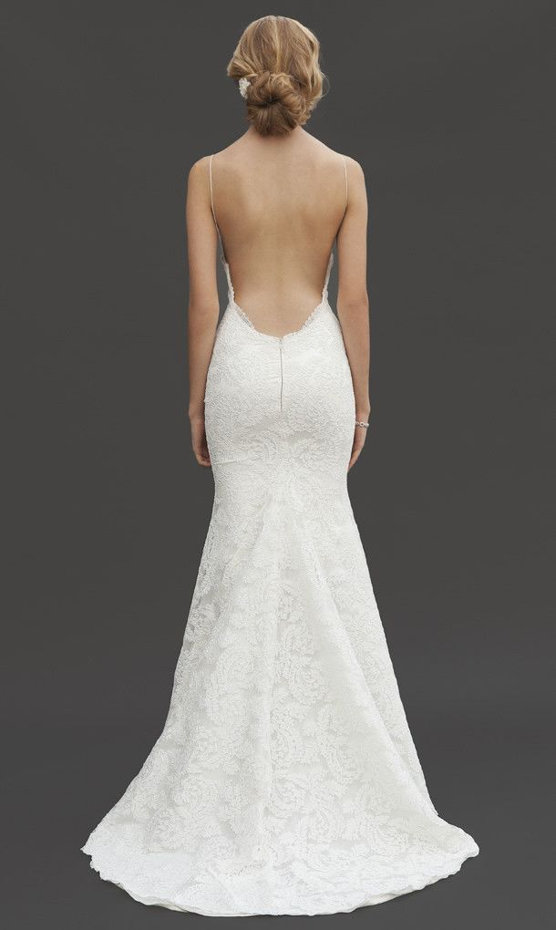 Poipu gown backless wedding wedding dress and gowns for Backless wedding dresses for sale