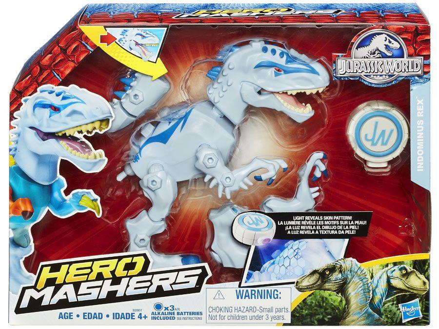Toys Jurassic world indominus rex, Hero world, Indominus rex