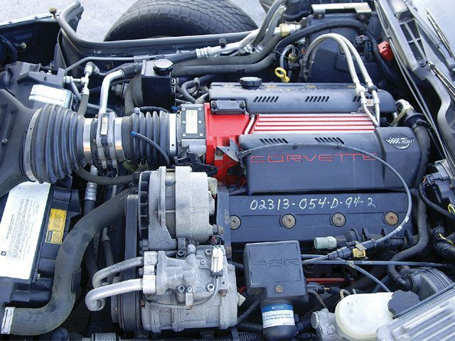 Image Result For 96 Corvette Engine Corvette Engine Corvette Vette