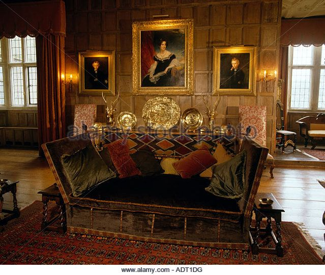 Image Result For Knole Settee Bed