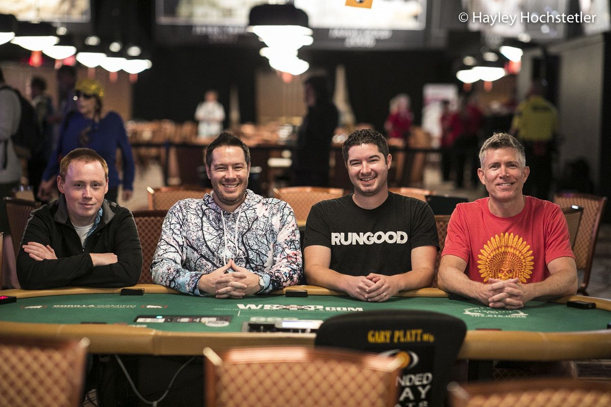 These poker crushers still maintain the 40 buyin that