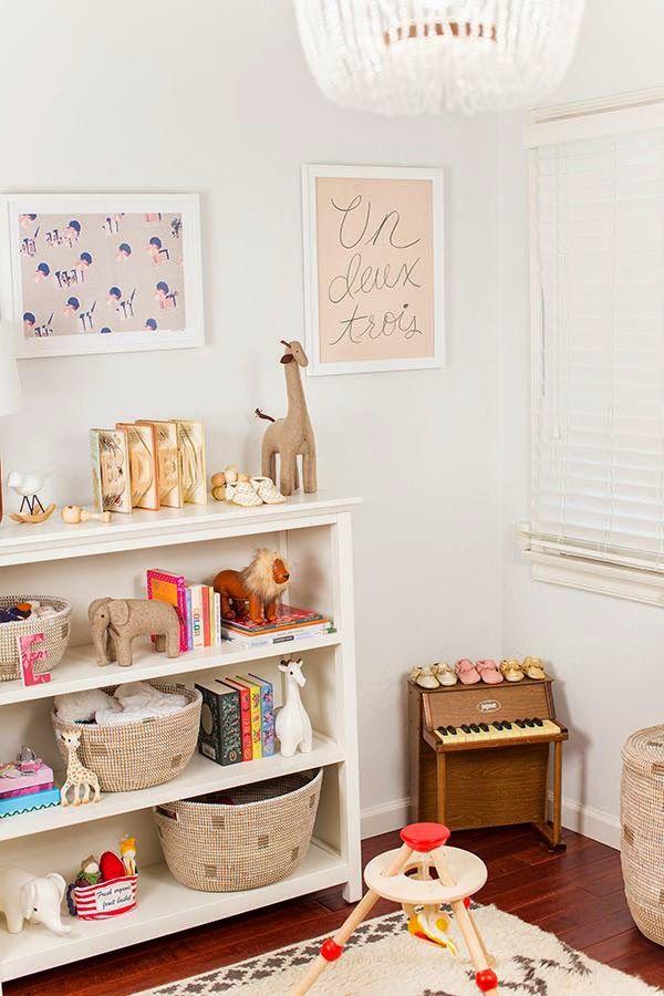 Maia Modern Bedroom Set: Nursery & Kids Room