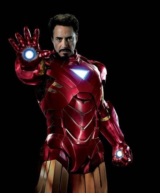 The Best Iron Man Robert!!!