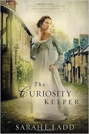 A review for this book can be found here:  https://mainemuse.wordpress.com/2015/07/06/the-curiosity-keeper/