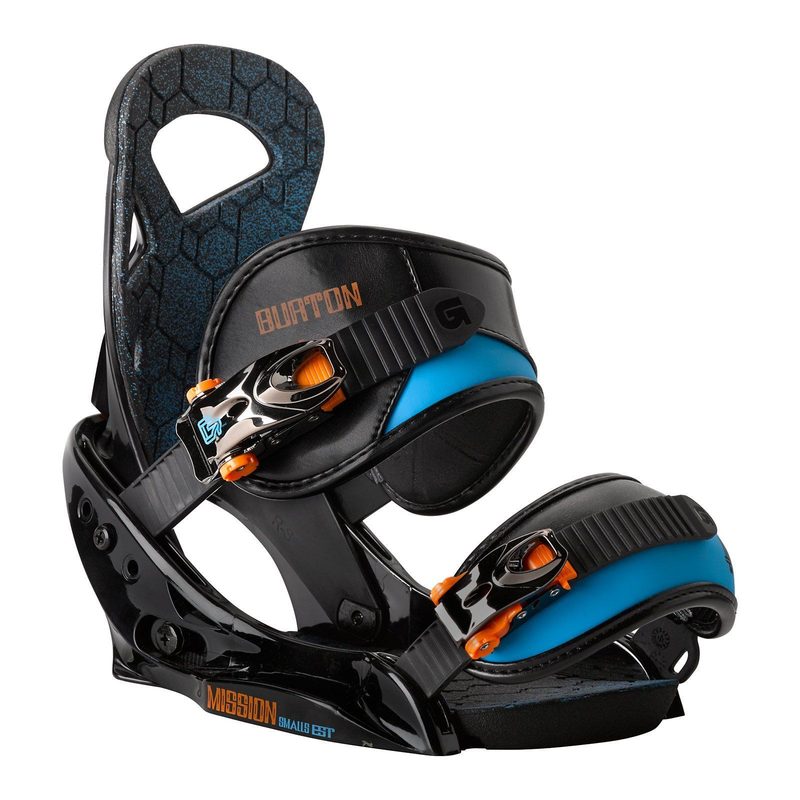 Burton Mission Youth Snowboard Bindings Size Small