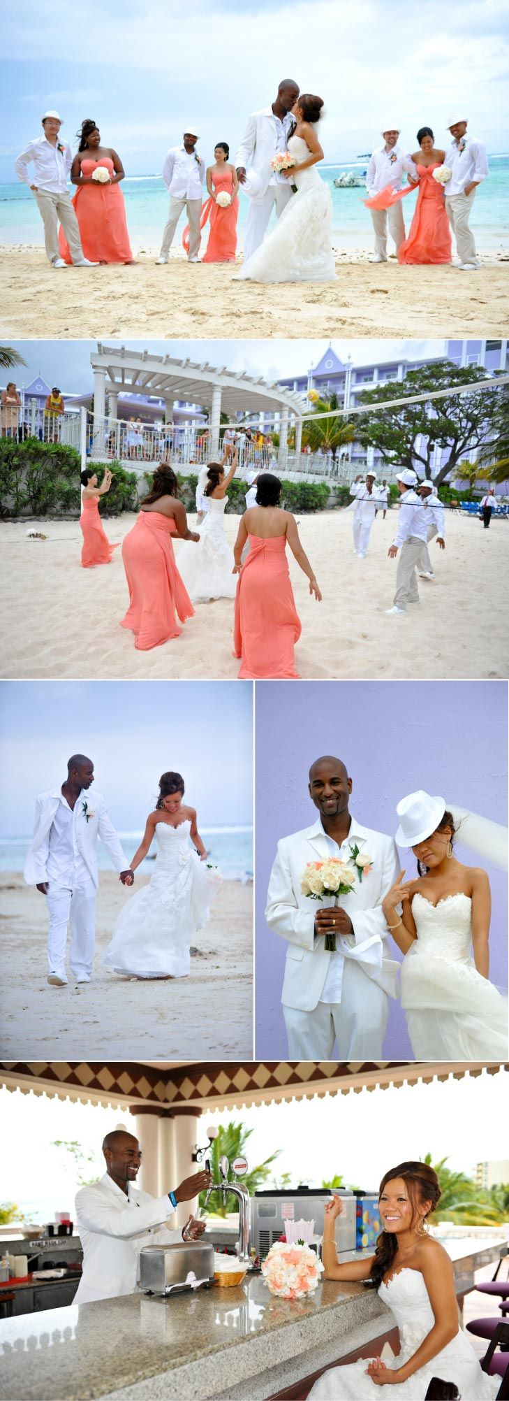 Love her dress and the bridesmaids dresses too bad we cant wedding dress ombrellifo Images
