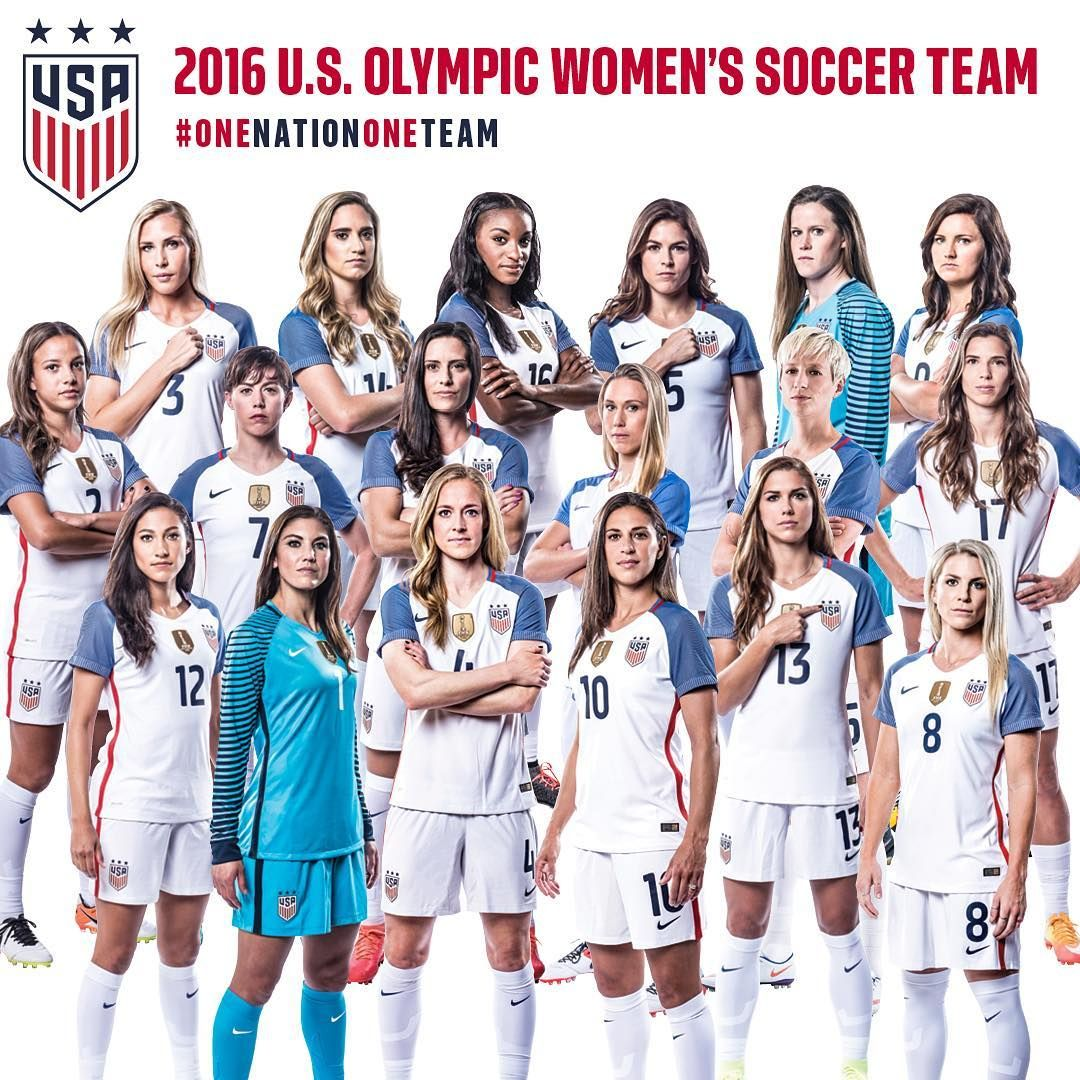 Instagram Photo By U S Soccer Wnt Jul 12 2016 At 4 07pm Utc Usa Soccer Women Womens Soccer Women S Soccer Team