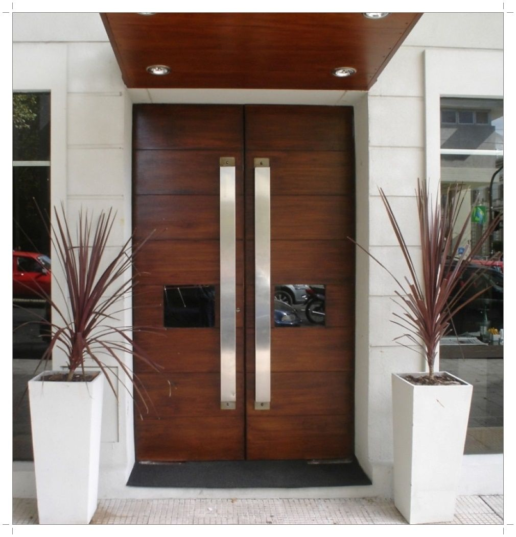 Luxury Contemporary Entry Door Locks