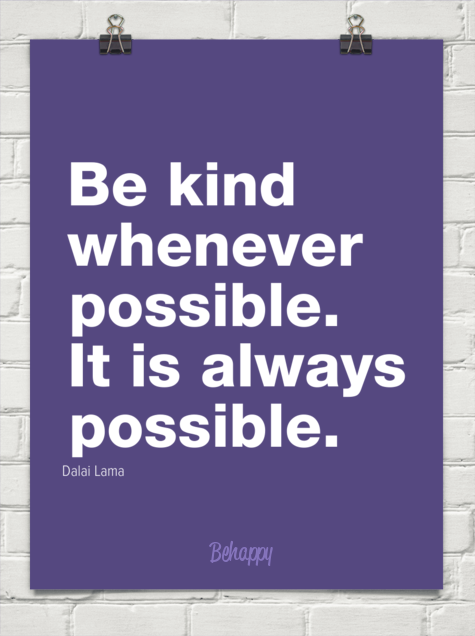 be kind whenever possible - Google Search