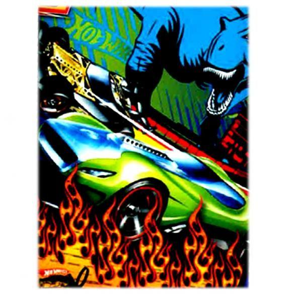 New Mattel Hot Wheels Dinosaur Car Childrens Polar Fleece Blanket Throw 521091 | eBay
