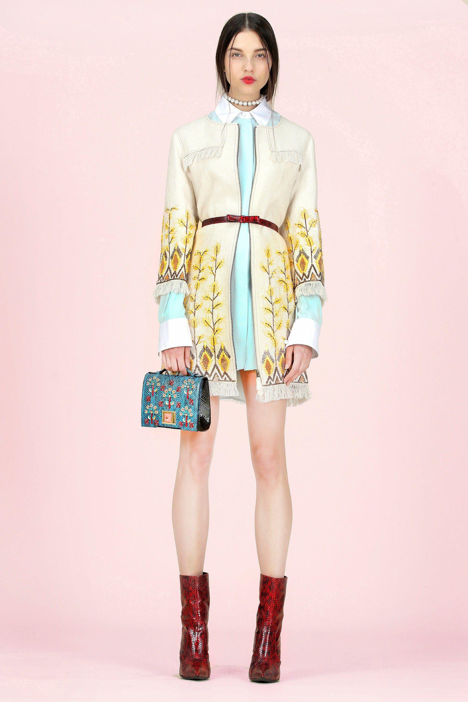 Andrew Gn Resort 2018 | Fashion, Trendy fashion, Womens