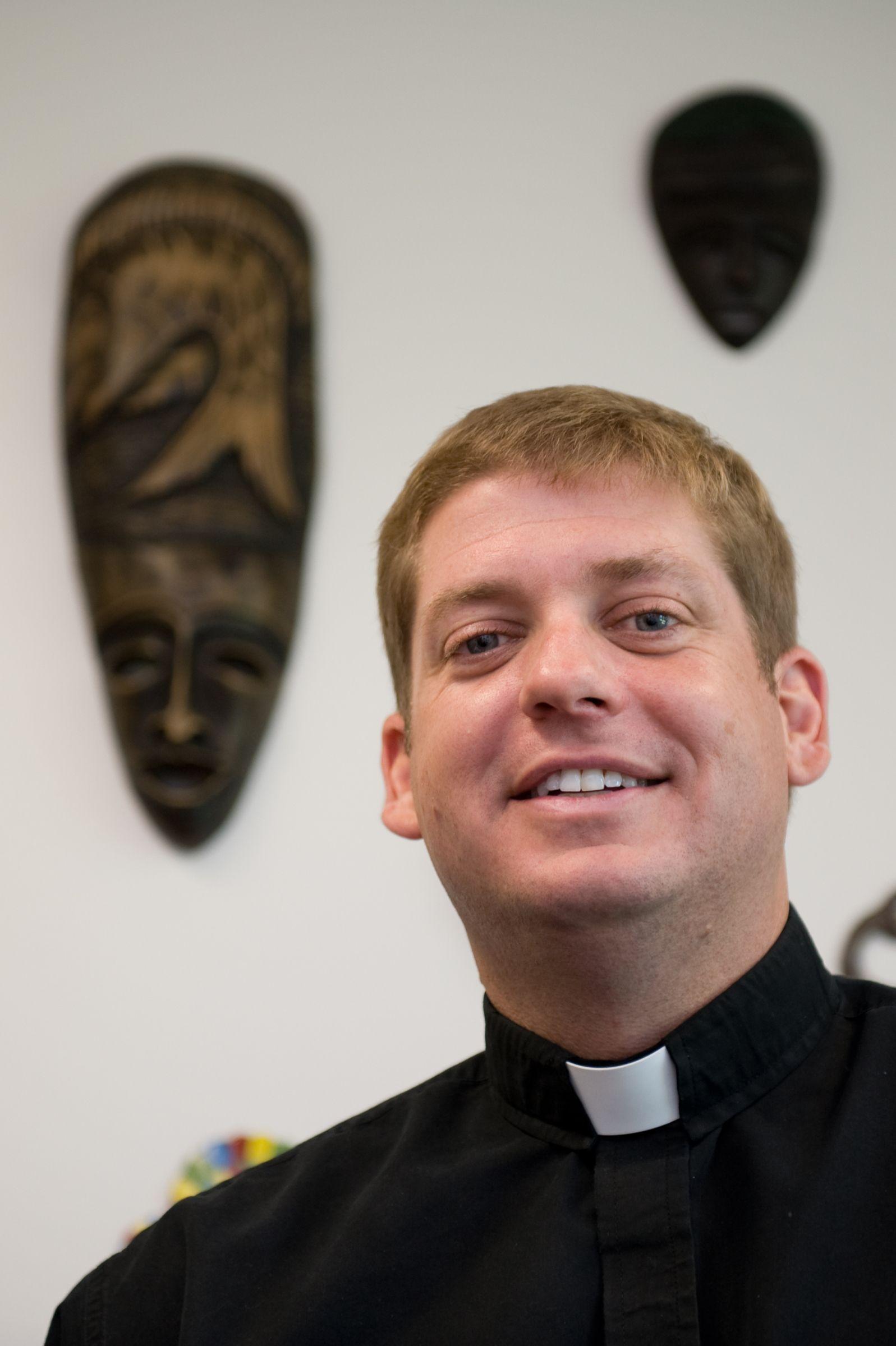 Open Day 23 of Gonzaga's Advent calendar to hear Rev. C. Hightower, S ...