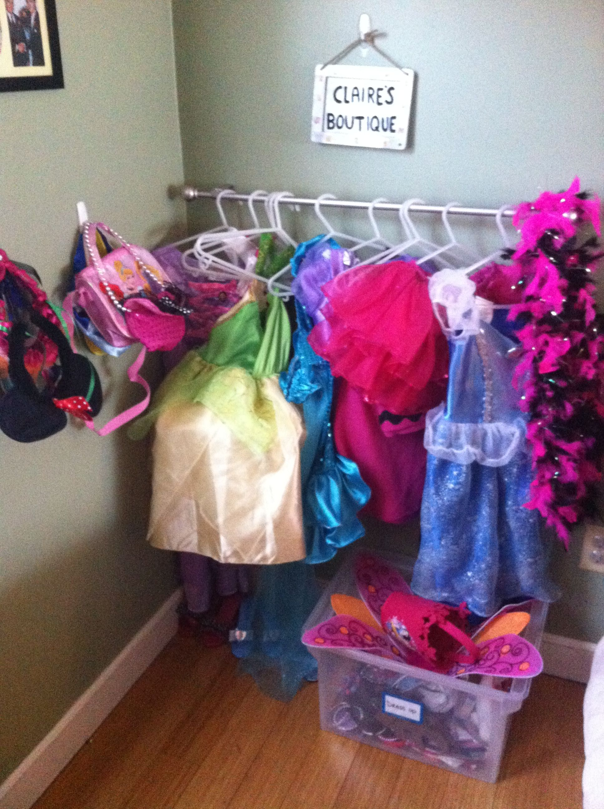 23+ Claires room dress up ideas
