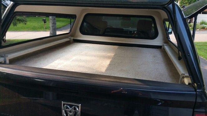 Pickup Truck Camping Platform