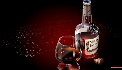 Hennessy Cognac Hd Wallpaper Download Hennessy Cognac Free Desktop Backgrounds Photos In Hd Wide High Quality Reso Wine Wallpaper Red Wine Bottle Wine Bottle