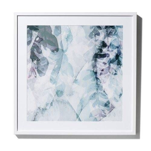 Mercer reid watercolour print cascade multi wall art artwork