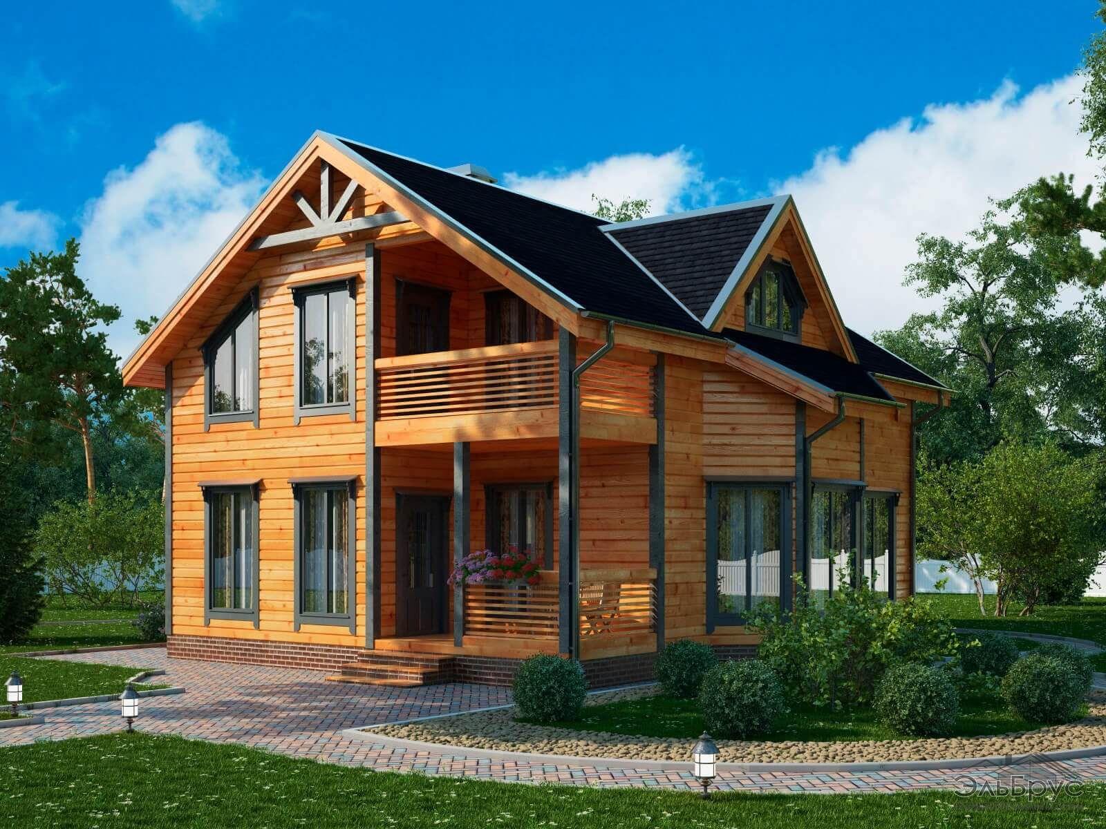 Сайт компании деревянные дома программа для создания сайтов визуальный редактор