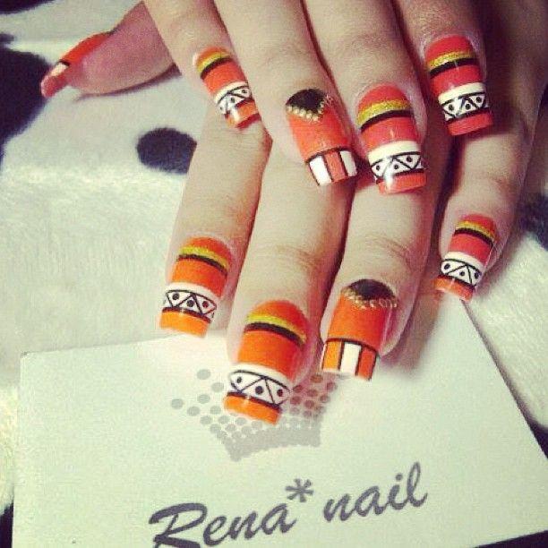 Instagram photo by  renakae  #nail #nails #nailart