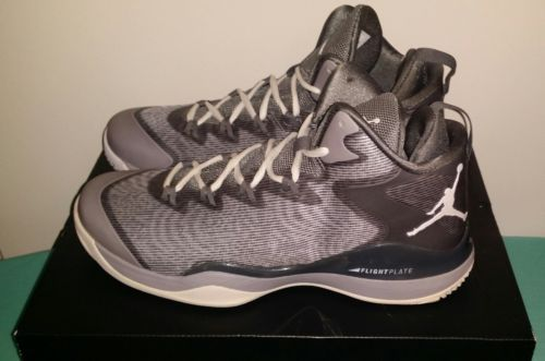 detailed look 0faee b749b  Men  Shoes New Men s Air Jordan SuperFly 3 Cool Grey White Size 10.5  Men   Shoes