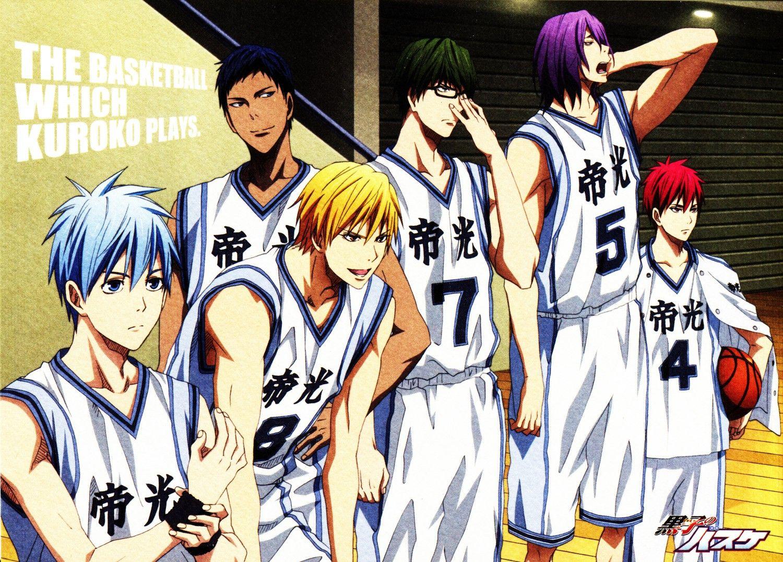 Kuroko no Basket (Season 2) Desenhos love, Anime