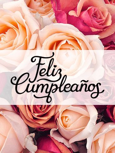 No one is more beautiful or cherished than your loved one, so you need a Spanish Happy Birthday card that i…