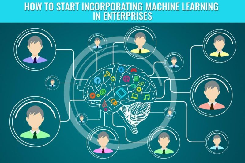 How To Start Incorporating Machine Learning In The Enterprise