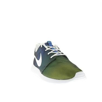 separation shoes df1f1 2b134 Roshe Run Obsidian White Venom Green