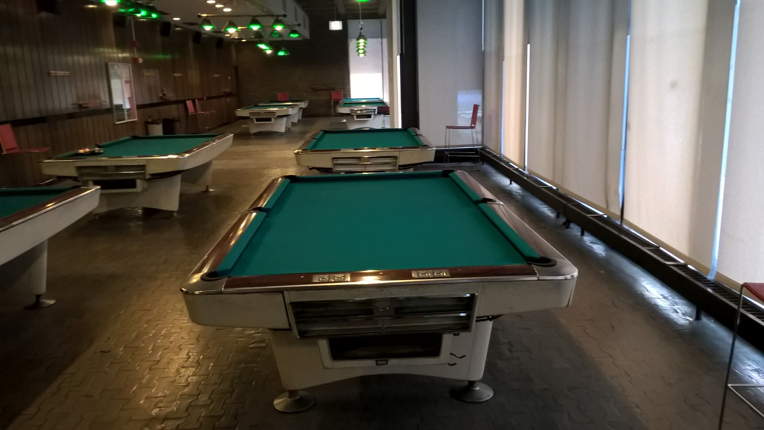 Brunswick Gold Crown Ii 9 Sold Used Pool Tables