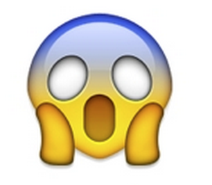 emoji sorprendido bilaketarekin bat datozen irudiak