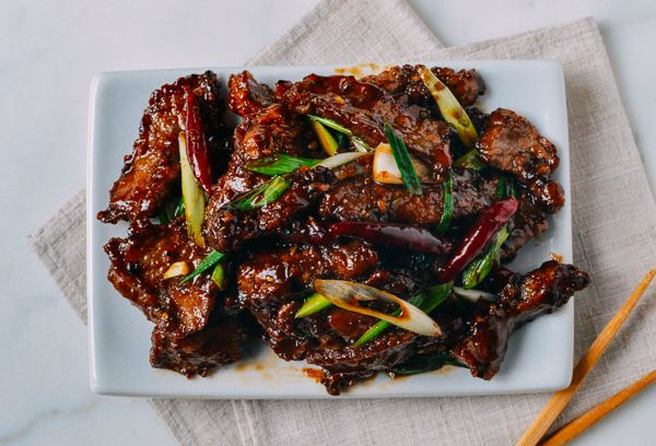 Mongolian Beef Recipe An Authentic Version Recipe In 2019