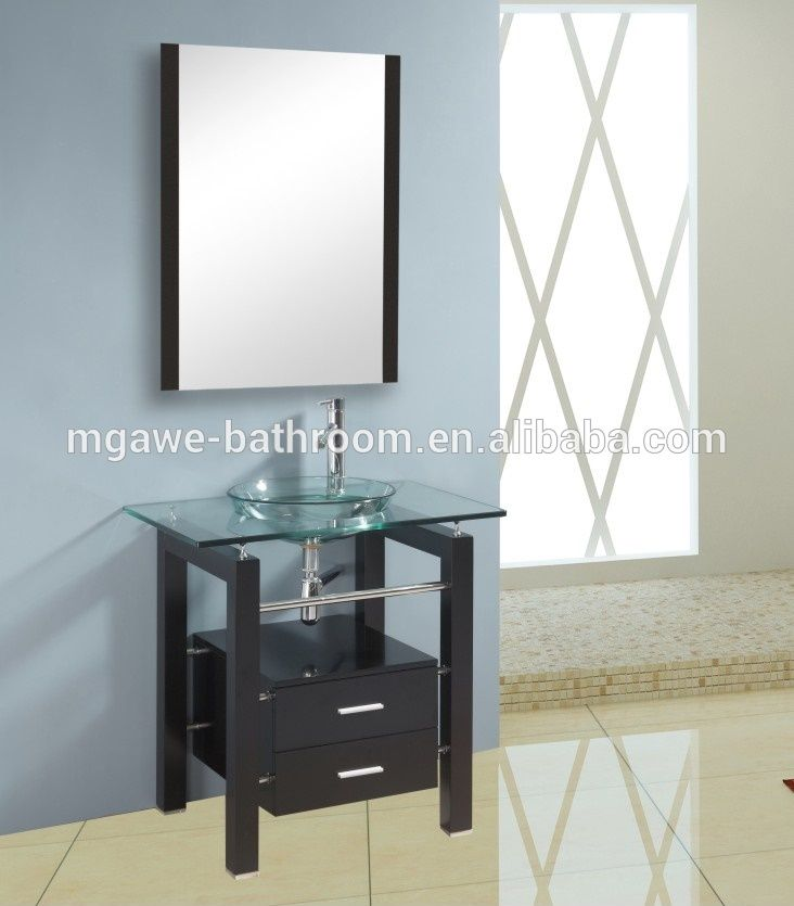 Time To Source Smarter Glass Vanity Glass Sink Vanity Sink