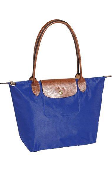 7d968f4cd462 LONGCHAMP  Small Le Pliage  Shoulder Bag.  longchamp  bags  shoulder bags   leather  nylon  lining