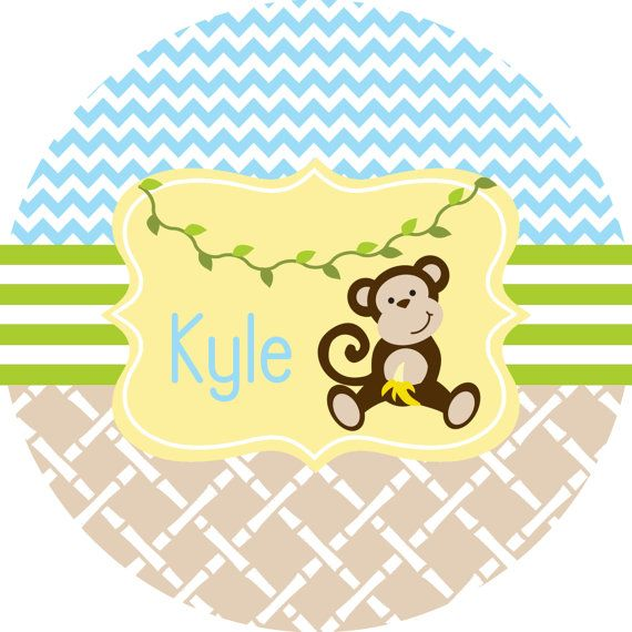 Personalized Kids Plate by Pink Wasabi Ink  sc 1 st  Pinterest & Personalized Kids Plate by Pink Wasabi Ink   personalized kids ...