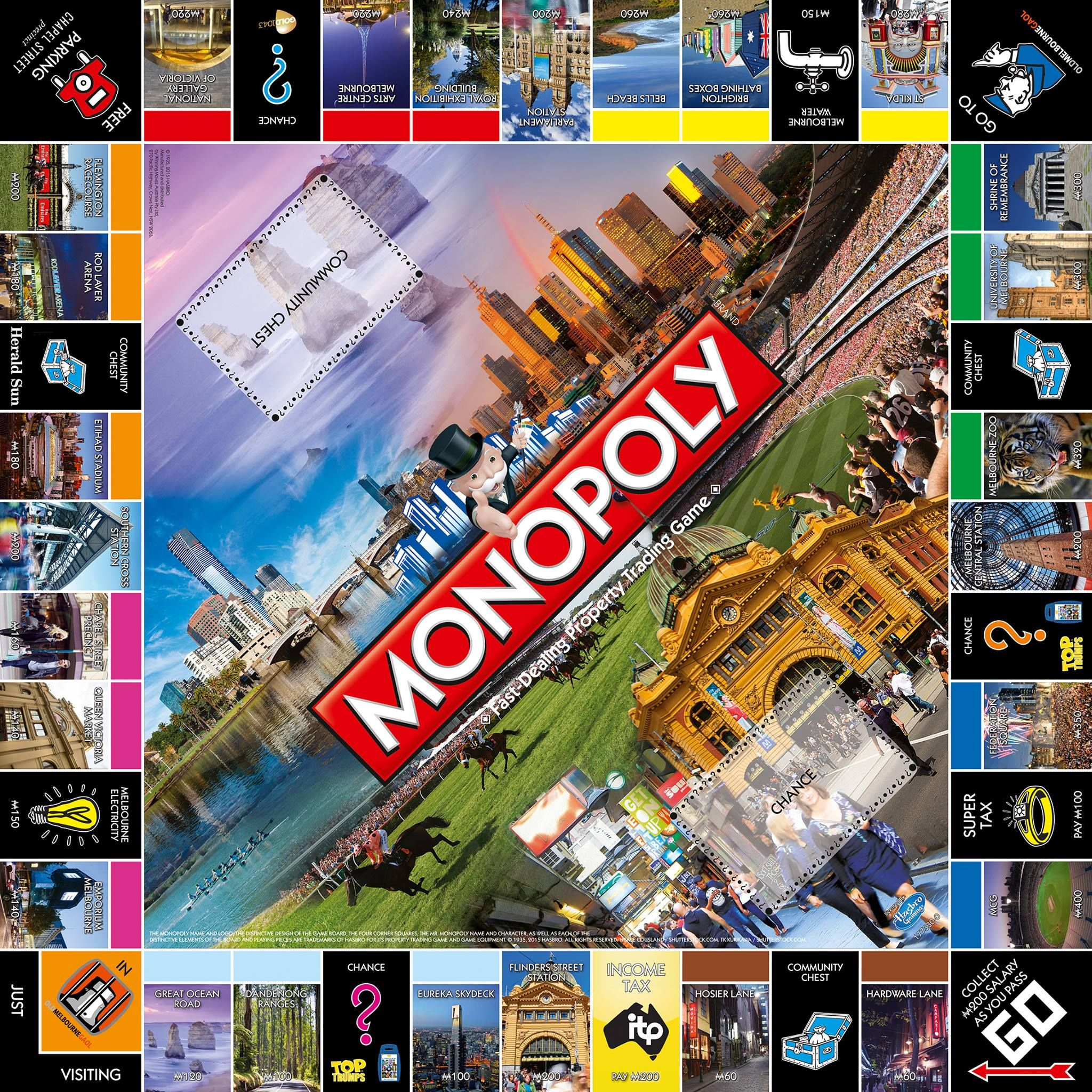 Cherry Bar Exposes Monopoly's Shakedown Of Melbourne