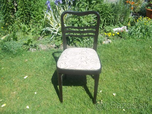 Stoličky - BA 20 Eur/4ks