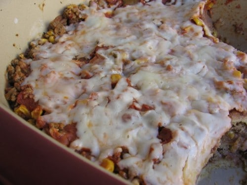 Slim & Healthy Ground Beef Enchilada Casserole images