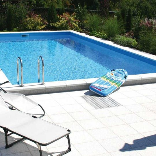 Pool selber bauen Schritt für Schritt Pool selber
