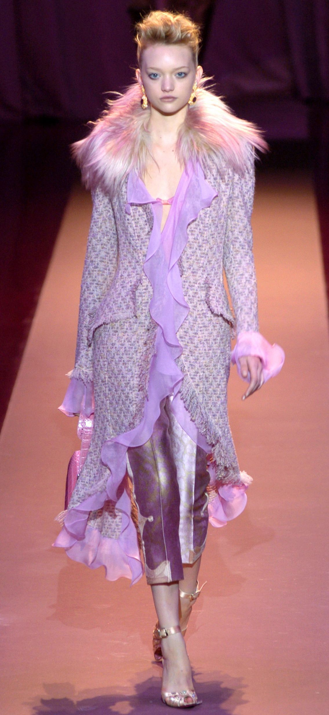 Emanuel Ungaro Ready To Wear Fall Winter 2004