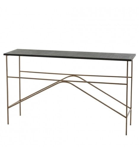 We love the sleek modern lines of the Adah Table A perfect addition