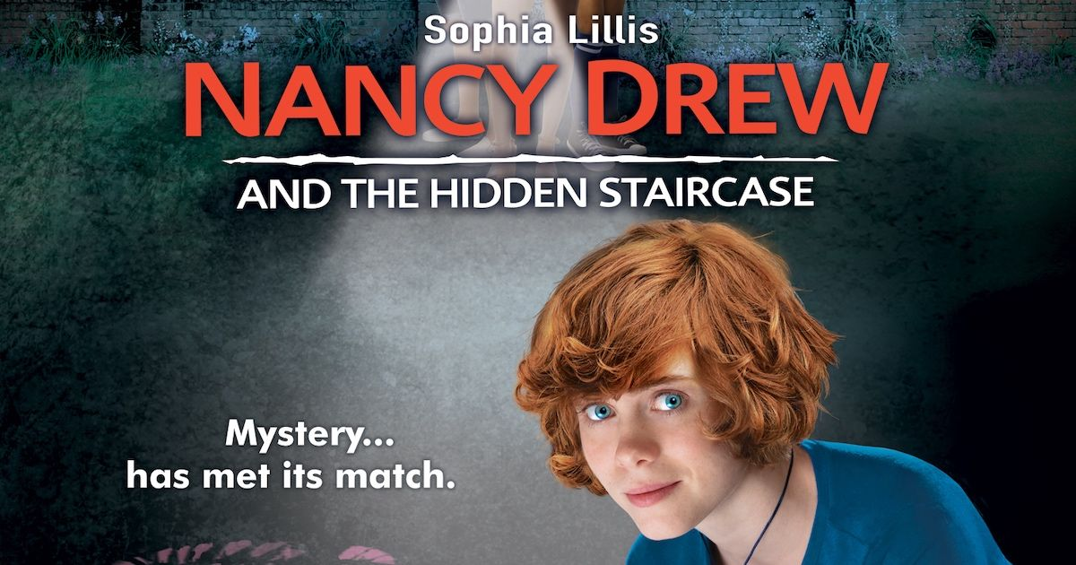 Film Review Nancy Drew and the Hidden Staircase (2019