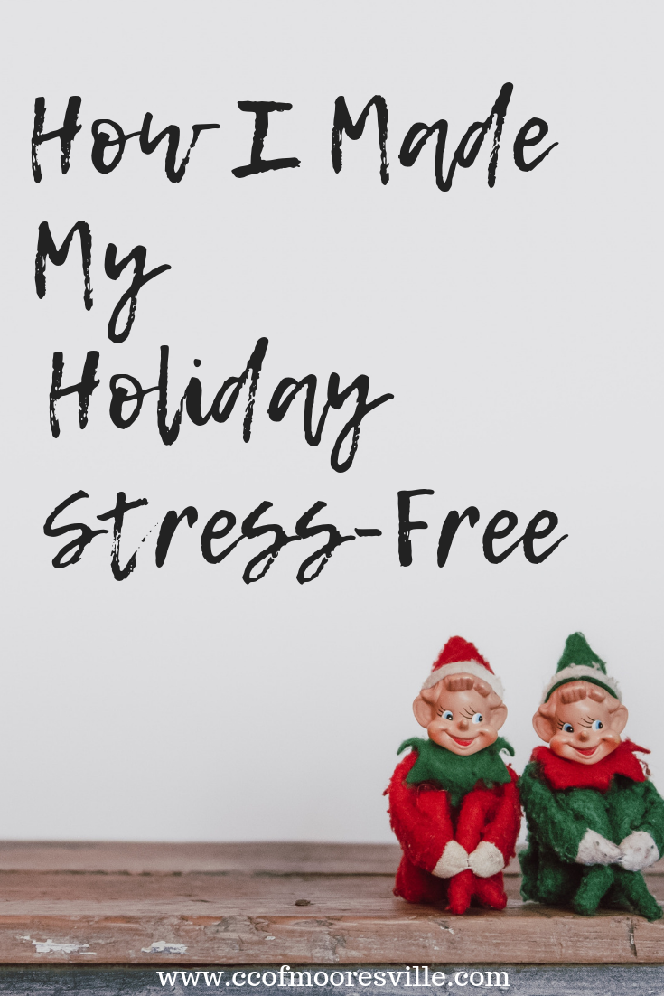 How I Made My Holiday Stress-Free How to manage dysfunctional